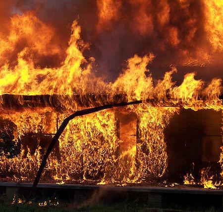 bonifiche post incendio Torino
