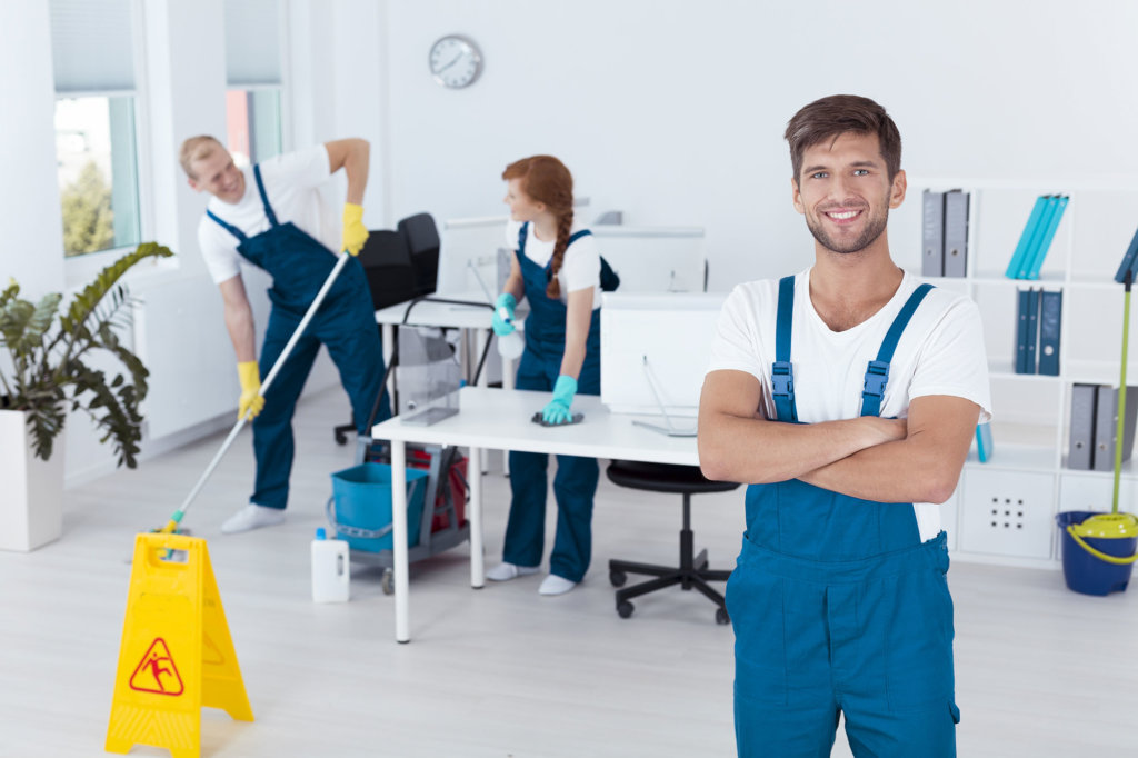 Attiva azienda di pulizie a Torino